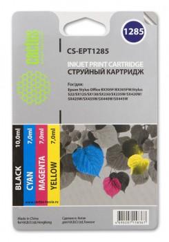 Картридж Cactus CS-R-EPT1285 черный/голубой/пурпурный/желтый для Epson St S22/SX125/SX420/SX425/Of B