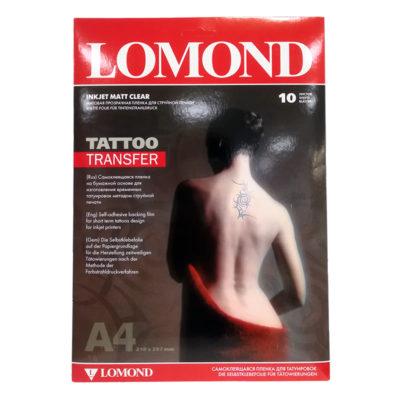 бумага для временных татуировок купить в Пензе