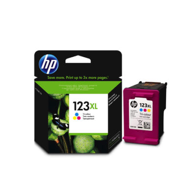 Картридж HP 123XL (F6V18AE) многоцветный для HP Deskjet Ink Advantage 2130 (330стр.)