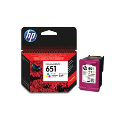 Картридж HP 651 (C2P11AE) color для HP Deskjet Ink Advantage 5575, 5645