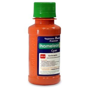Чернила Revcol №177, hameleon H801, Cyan, Dye, 100 мл. 126495