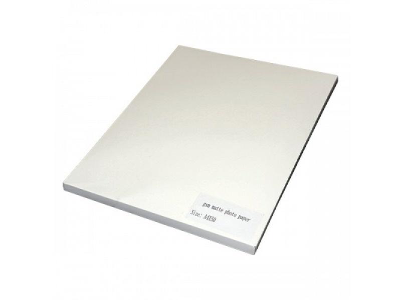Фотобумага HOSt А4 матовая двухсторонняя 140гм2 50 листов