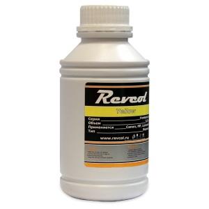 Чернила Revcol для HP, Canon, Lexmark, Yellow, Dye, 500 мл. 126412