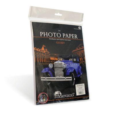 Фотобумага Revcol глянцевая двухсторонняя 260 г/м², A4, 50 л