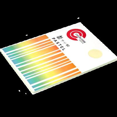 Бумага цветная ColorCode микс (pastel), 80г, А4, 100 листов