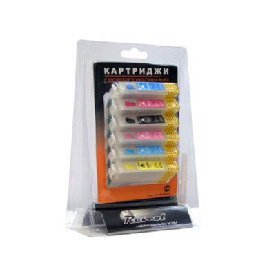 ПЗК, картриджи перезаправляемые для Epson купить в Пензе