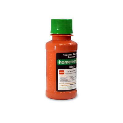 Чернила Revcol PGI-5B (Pigment) hameleon Black, 100 ml