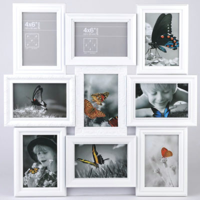 Рамка-коллаж на 9 фото (PL25-9)