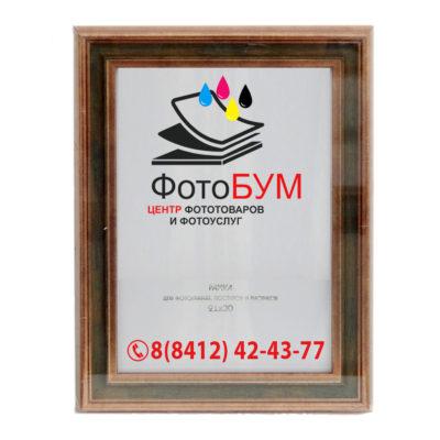 Рамка А4 из багета для фотографий, грамот, сертификатов