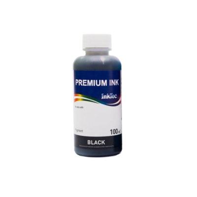 Чернила InkTec GI-490 для canon (Black) Pigment, 100 мл