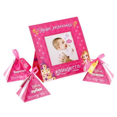 Подарочный набор на рождение девочки