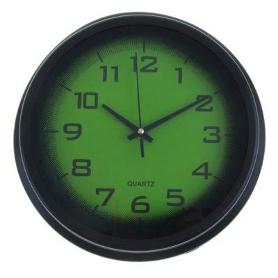 "Часы настенные ""Тени"", цвет зеленый 1031020"