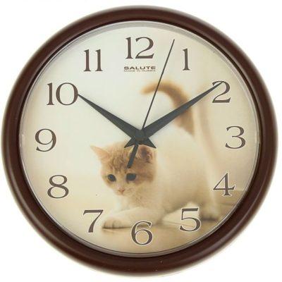 Часы настенные «Котенок» (1091737)