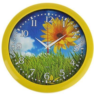 Часы настенные «Подсолнух» (1301143)