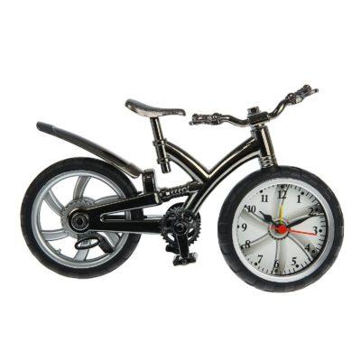 Будильник «Велосипед» хром (1622228)