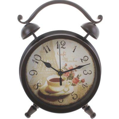 Часы настольные «Чашка чая» (834731)