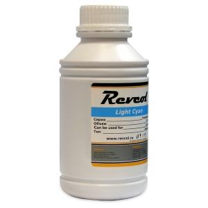 Чернила Revcol для Epson, Light Cyan, Dye, 500 мл. 126404