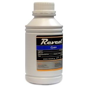 Чернила Revcol для HP, Canon, Lexmark, Cyan, Dye, 500 мл. 126410