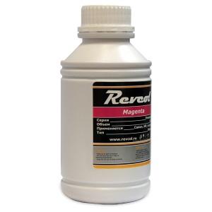 Чернила Revcol для HP, Canon, Lexmark, Magenta, Dye, 500 мл. 126411