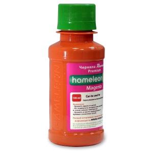 Чернила Revcol №177, hameleon H801, Magenta, Dye, 100 мл. 126496