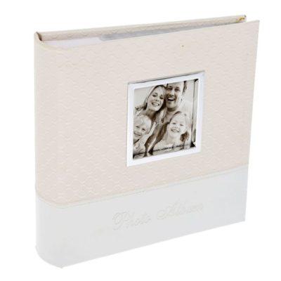 Фотоальбом «Свадебный день», 200 фото 10х15см, кожзам (1818114)