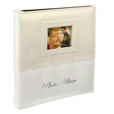 Фотоальбом «Свадебный день», 20 магнитных листов, кожзам (1932426)