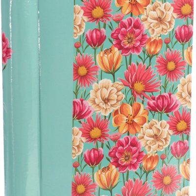 Фотоальбом «Цветы на ярко-голубом», 15 магнитных листов (3217545)