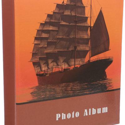"Фотоальбом ""Корабль на закате"", 200 фото 10х15 см"