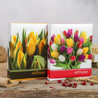Фотоальбом «Цветы» Image Art серия 005 IA, 200 фото 10х15 см