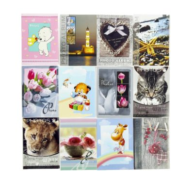 Фотоальбом Image Art в мягкой обложке на 36 фото, в ассортименте