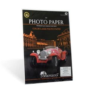 Фотобумага REVCOL А4 Color Laser глянцевая двусторонняя 200гм2, 30л., 6160