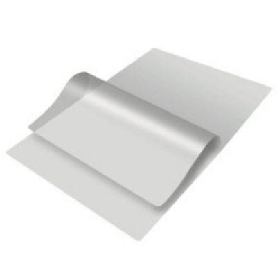 Плёнка глянцевая для горячего ламинирования А5 125мкм 100л. Эконом-класс, 58736