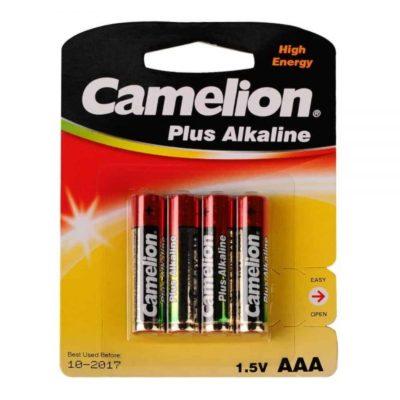 Элемент питания Camelion LR 03 BL-4 (шт.), 26719