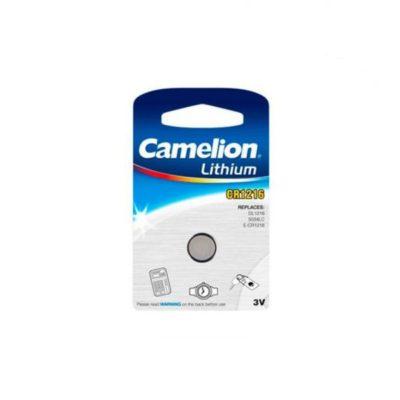 Элемент питания Camelion CR 1216 BL-1 (шт.), 26728