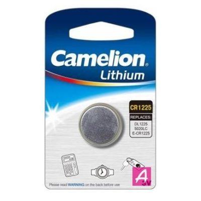 Элемент питания Camelion CR 1225 BL-1 (шт.), 26730