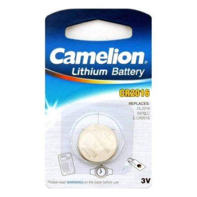 Элемент питания Camelion CR 2016 BL-1 (шт.), 26733