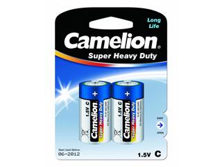 Элемент питания Camelion R 14 BL-2 (шт.), 29293
