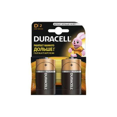 Элемент питания Duracell LR 20 BL2 (шт.), 3206