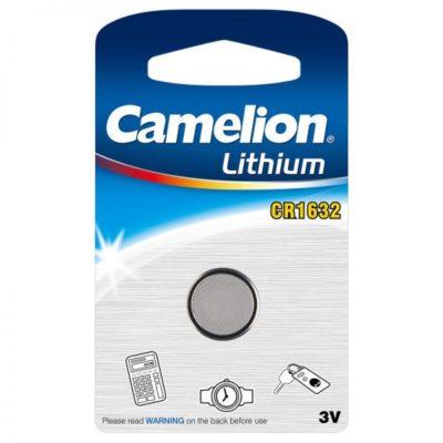 Элемент питания Camelion CR 1632 BL-1 (шт.), 36089