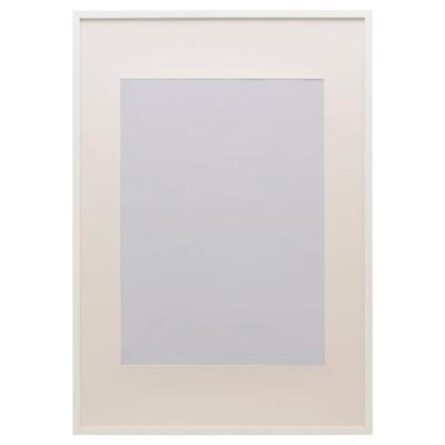 Рама РИББА, 50x70 см, белый 4130866