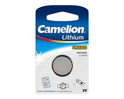 Элемент питания Camelion CR 2320 BL-1 (шт.), 51431