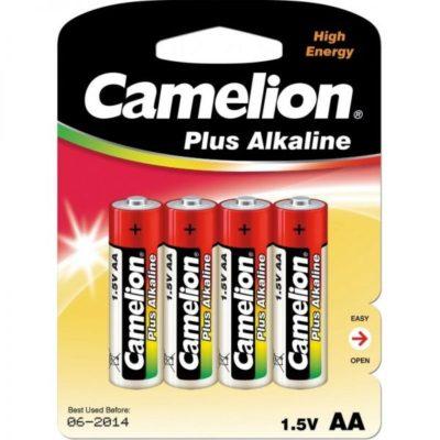 Элемент питания Camelion LR 06 BL-4 (шт.), 52537