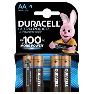 Элемент питания Duracell LR06 ULTRA POWER 4BL (шт.), 67685