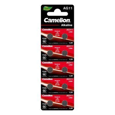 Элемент питания Camelion G11 (36210) (1 шт.), 67933