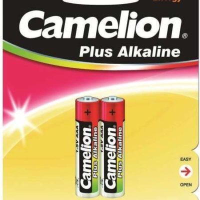 Элемент питания Camelion LR 03, BL-2 (шт.), 70814