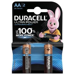Элемент питания Duracell LR06 ULTRA POWER BL-2 (шт.), 71281