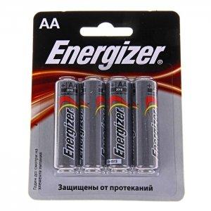 Элемент питания Energizer LR06 BL-4 (шт.), 112