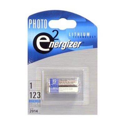 Элемент питания Energizer 123 (шт.), 16101
