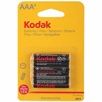 Элемент питания Kodak R03 BL-4, 24818