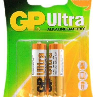 Элемент питания GP LR 06 BL-2 (шт.), 37595